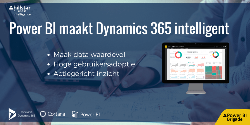 Power BI voor Dynamics 365